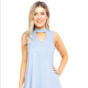 Dresses & Skirts - Sleeveless, Short A-line Dress